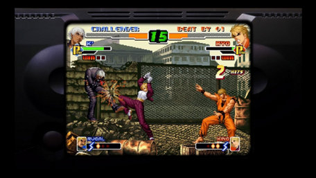 THE KING OF FIGHTERS 2000 Trailer Screenshot