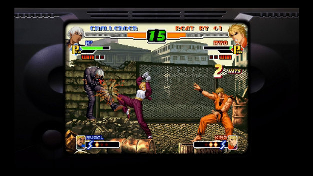 THE KING OF FIGHTERS 2000 Screenshot 10