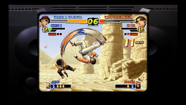 THE KING OF FIGHTERS 2000 Screenshot 7