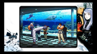 THE KING OF FIGHTERS 2000 Screenshot 2