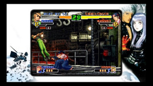 THE KING OF FIGHTERS 2000 Screenshot 5