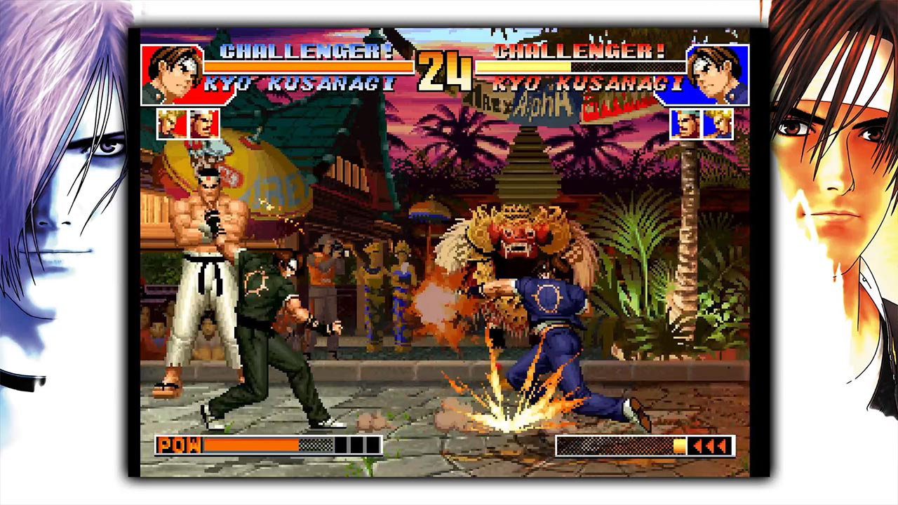 the king of fighter 97 orochi game download