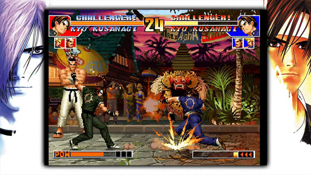 THE KING OF FIGHTERS '97 GLOBAL MATCH Screenshot 10