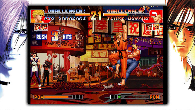 THE KING OF FIGHTERS '97 GLOBAL MATCH Screenshot 1