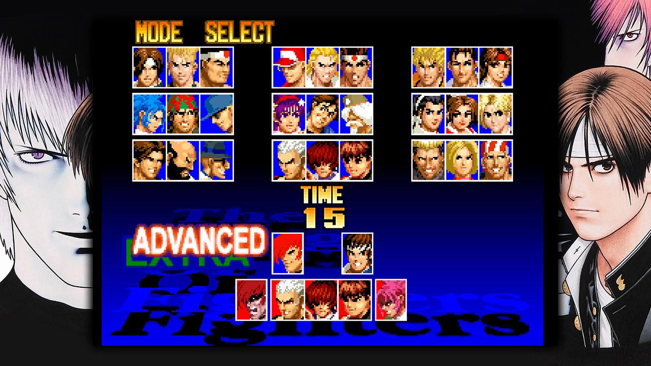 The King Of Fighters 97 Global Match Game Ps4 Playstation