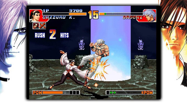 THE KING OF FIGHTERS '97 GLOBAL MATCH Screenshot 4