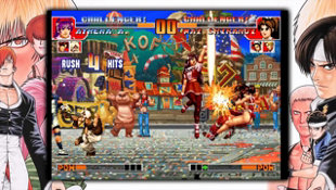 THE KING OF FIGHTERS '97 GLOBAL MATCH Screenshot 6