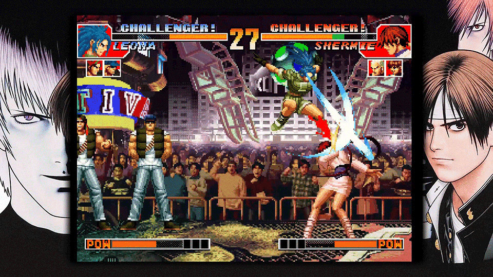 THE KING OF FIGHTERS '97 GLOBAL MATCH Game | PSVITA - PlayStation
