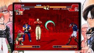 THE KING OF FIGHTERS '97 GLOBAL MATCH Screenshot 9