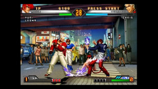 THE KING OF FIGHTERS™ '98 ULTIMATE MATCH Screenshot 2