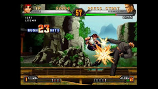 THE KING OF FIGHTERS™ '98 ULTIMATE MATCH Screenshot 3