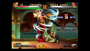 THE KING OF FIGHTERS™ '98 ULTIMATE MATCH Screenshot 6