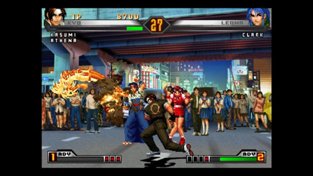THE KING OF FIGHTERS™ '98 ULTIMATE MATCH Screenshot 7
