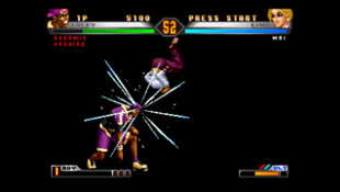 THE KING OF FIGHTERS™ '98 ULTIMATE MATCH Screenshot 8