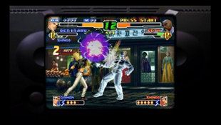 THE KING OF FIGHTERS 2000 Screenshot 6