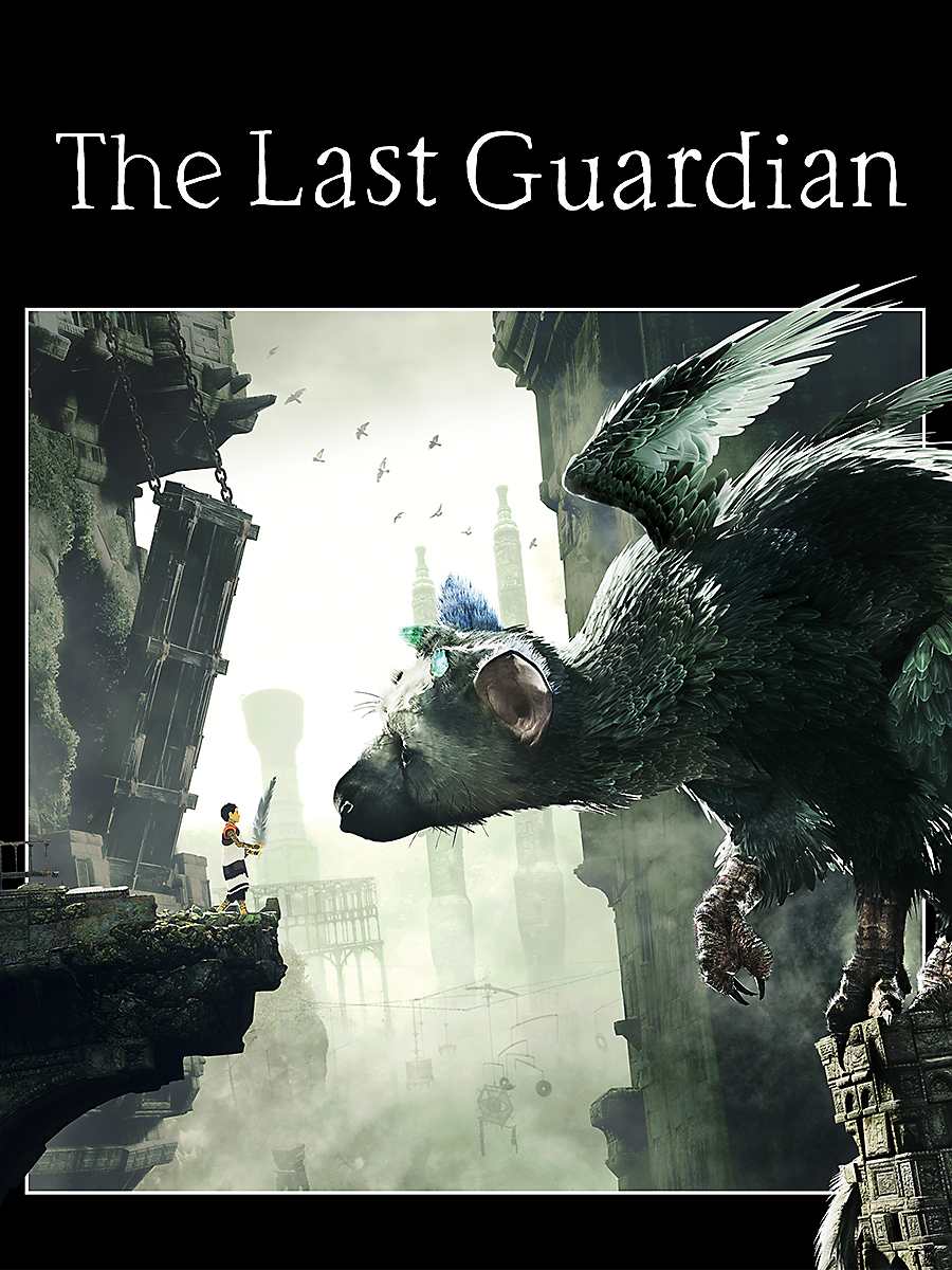 The Last Guardian - PS4 Pro