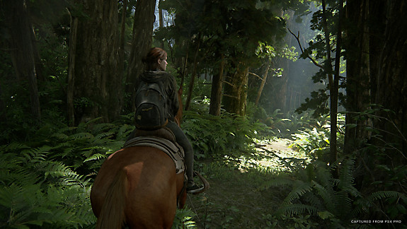 The Last of Us Part II - Screenshot INDEX