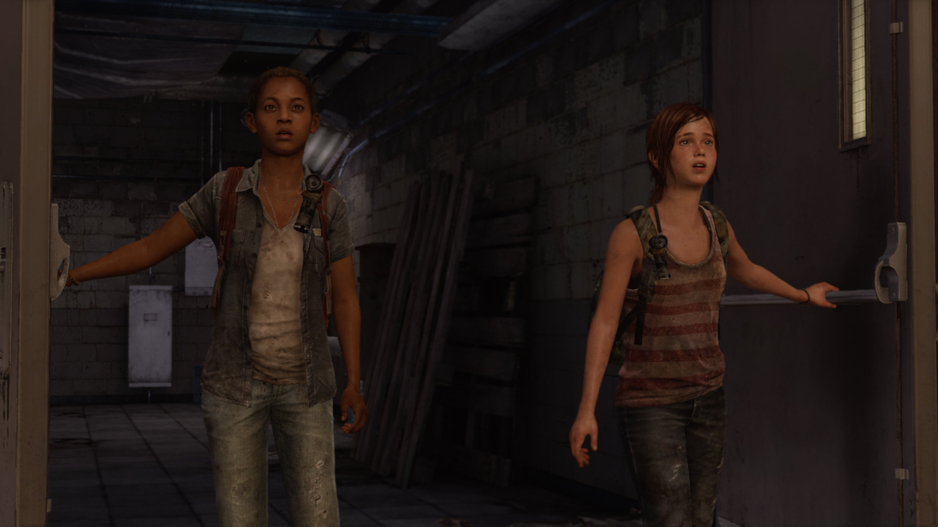 Image result for last of us left behind