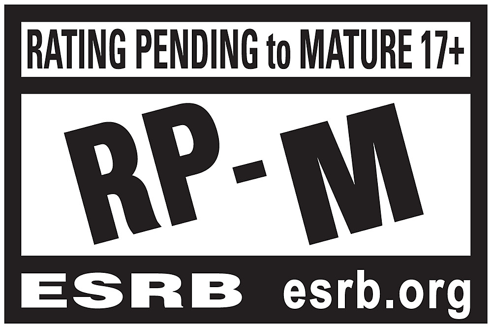 ESRB - Rating Pending to Mature