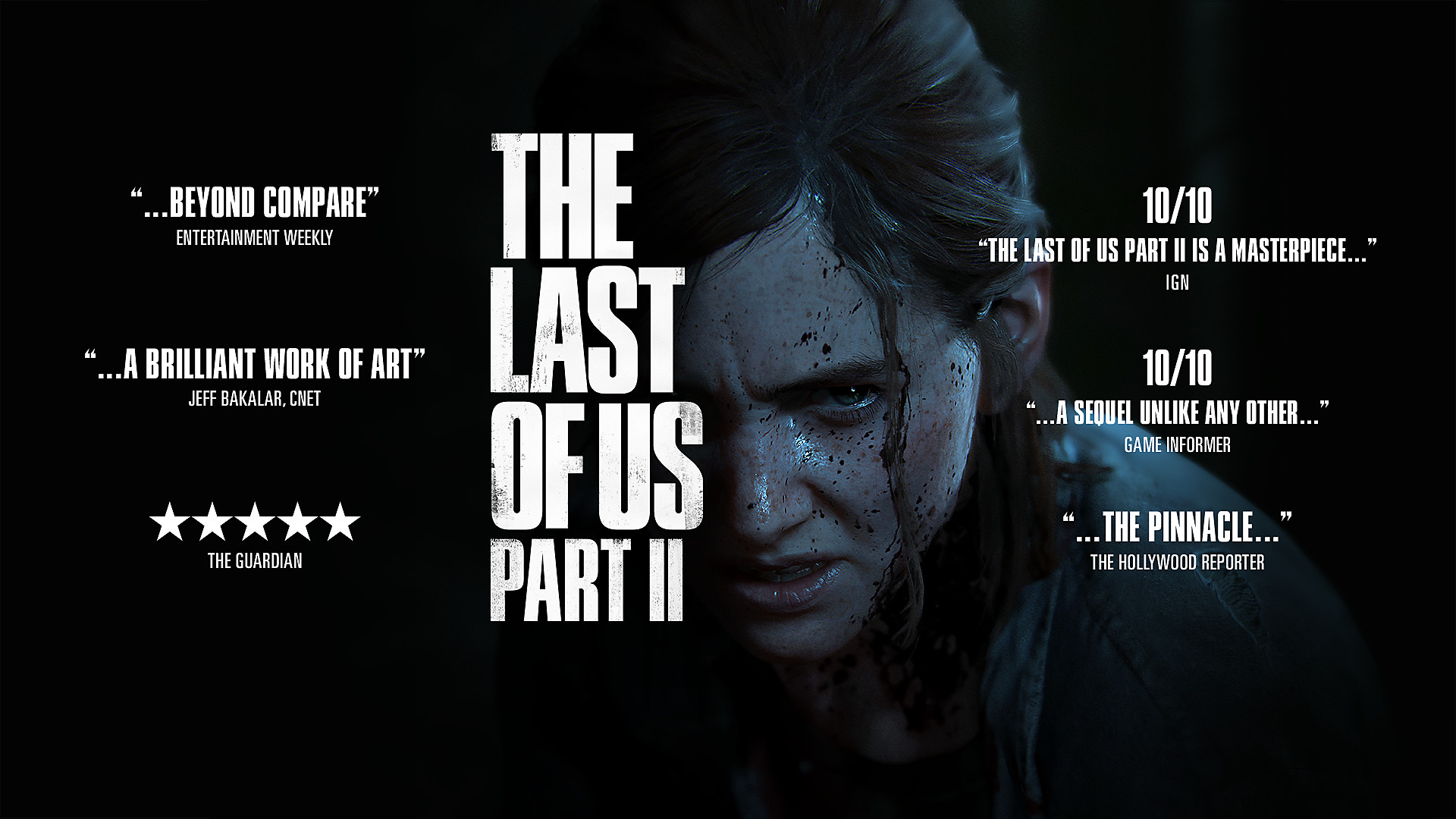 The Last of Us Part II Game | PS4 - PlayStation