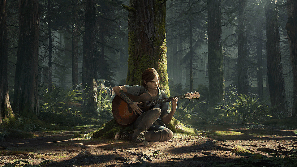 The Last of Us Part II Ellie Edition Restock, New Key Art, and More