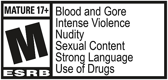 ESRB Rating Pending to Mature