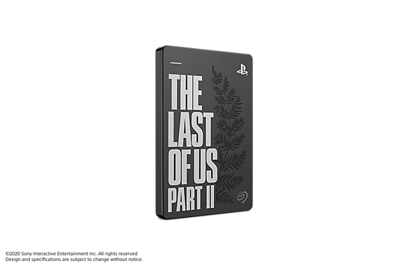 The Last of Us Part II Limited Edition Seagate Drive - Screenshot INDEX