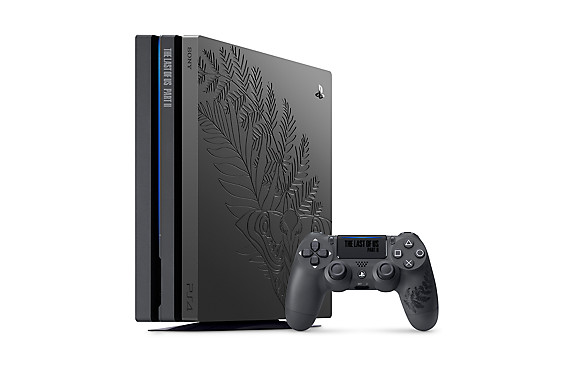 PlayStation 4 Pro The Last of Us Part II Limited Edition - Screenshot INDEX