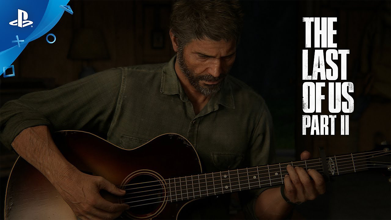 PS4《The Last of Us Part II》剧情预告 (4K中文字幕)