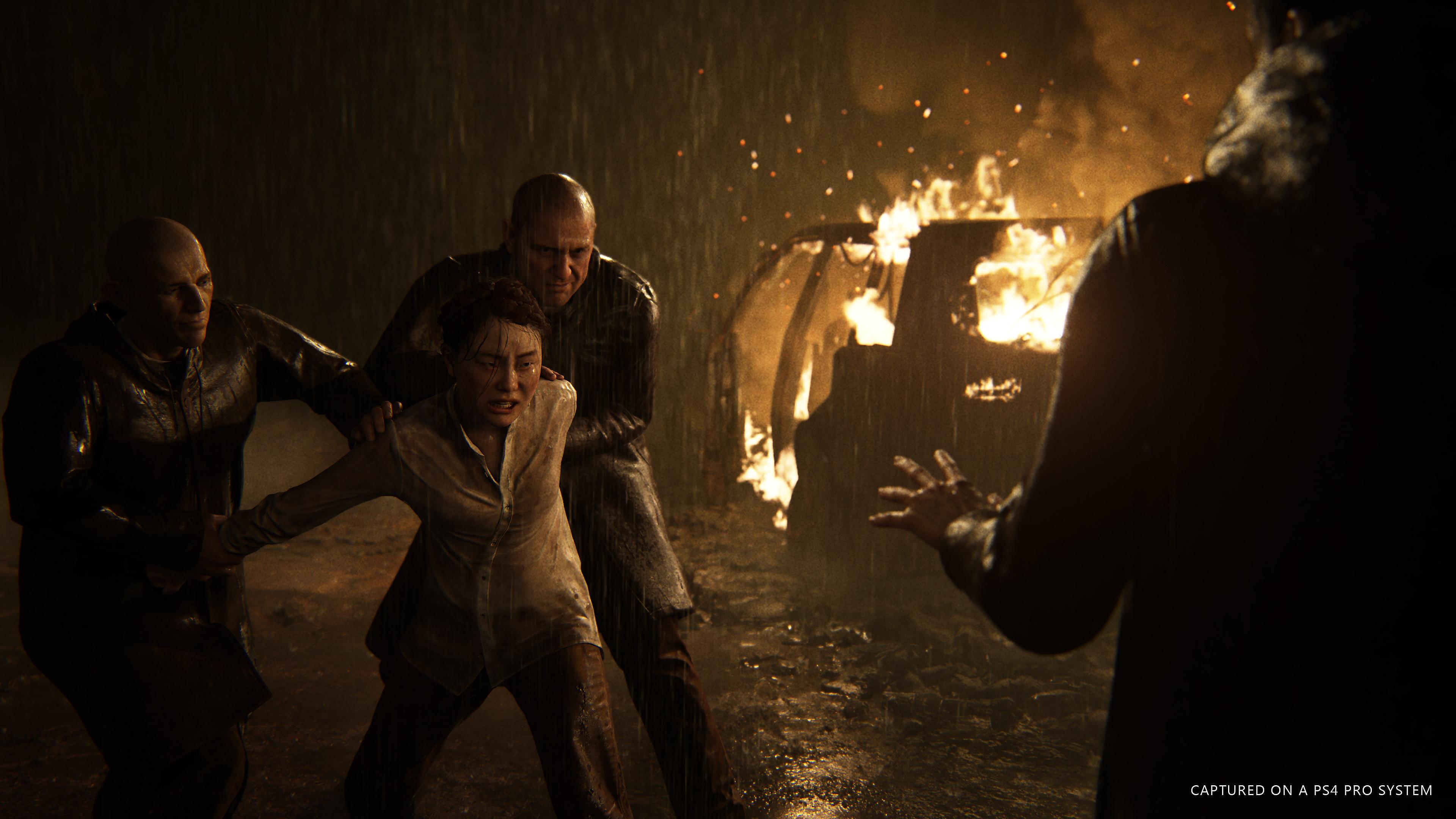 The Last of Us Part II - Screenshot INDEX