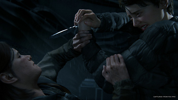 Paquete de PS4™ Pro con The Last of Us Part II de edición limitada - Screenshot INDEX