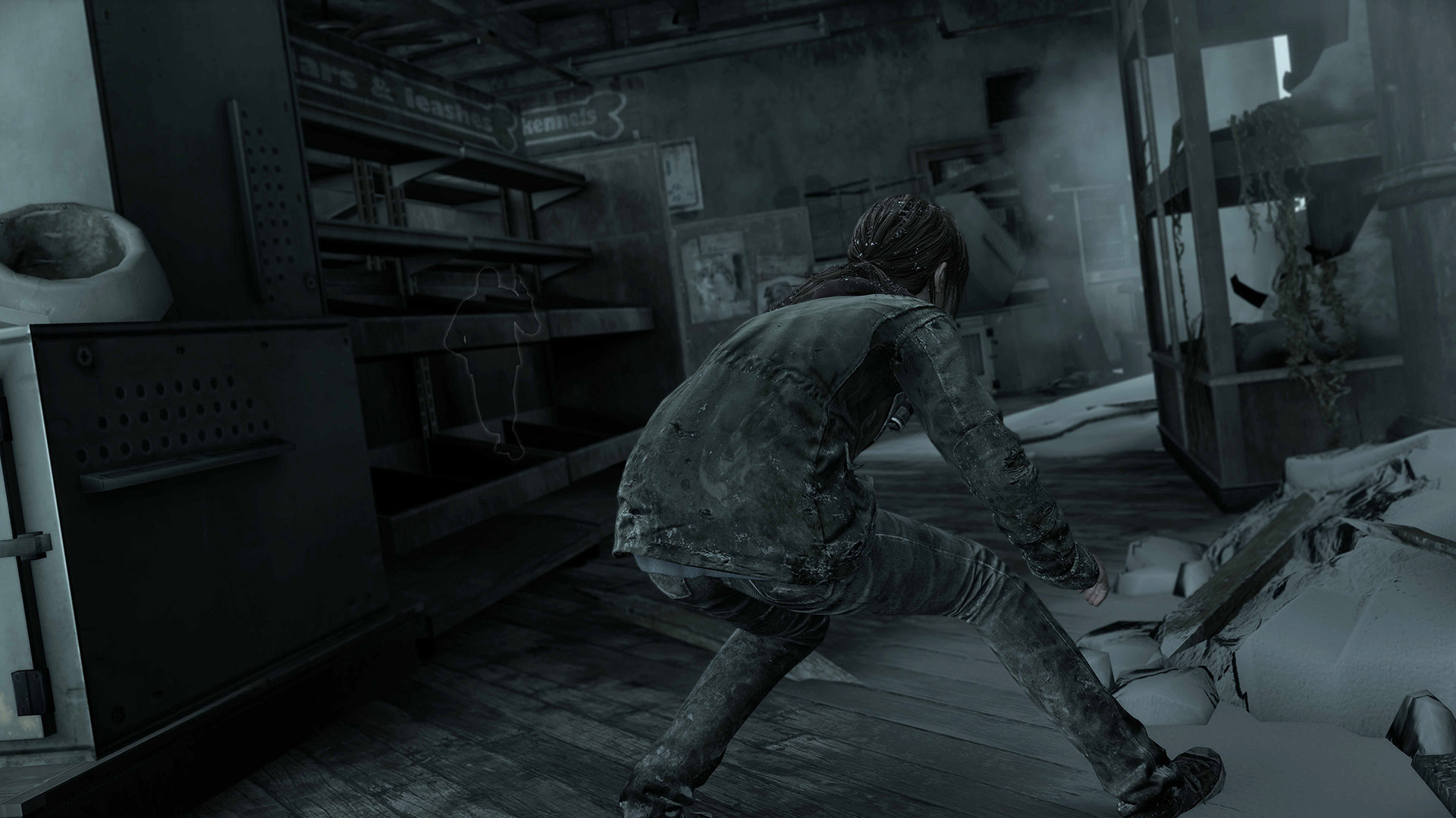 The Last Of Us Remastered Game Ps4 Playstation - Last-of-us-dlc-maps