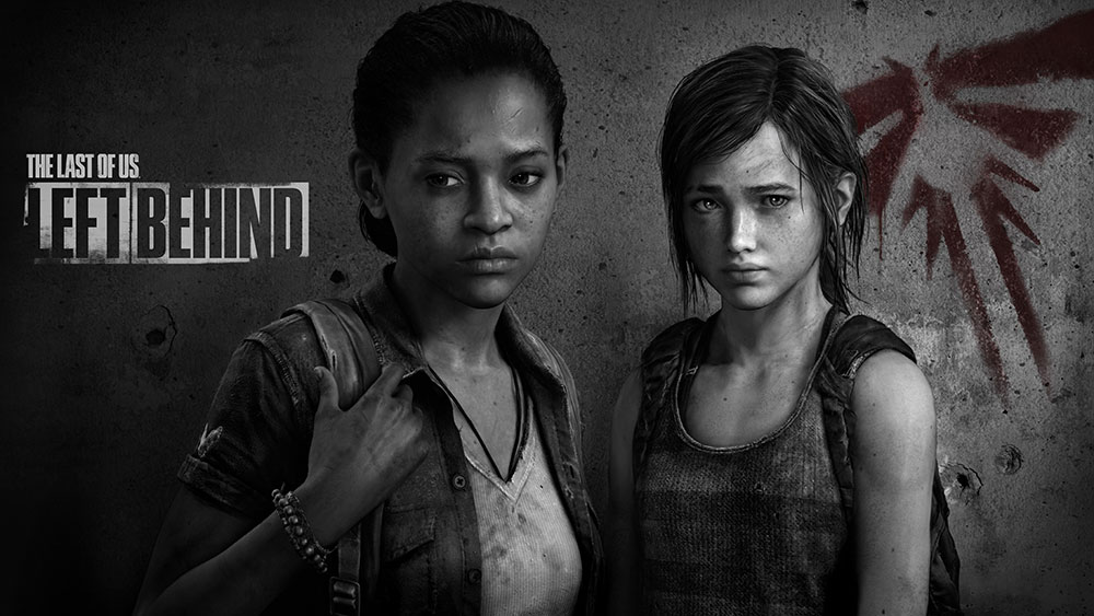 The Last of Us™ Left Behind Stand Alone Game | PS4 - PlayStation