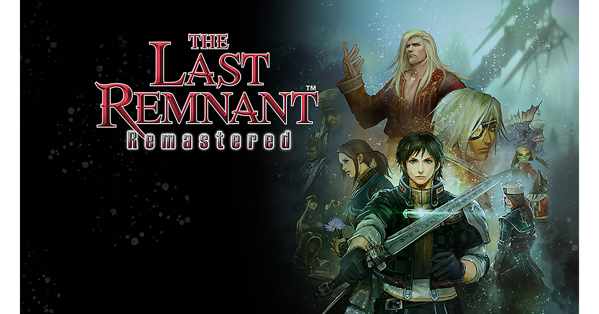 THE LAST REMNANT Remastered Game | PS4 - PlayStation