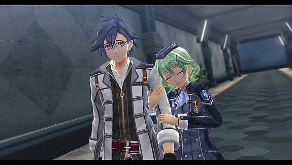 The Legend of Heroes: Trails of Cold Steel III - Screenshot INDEX