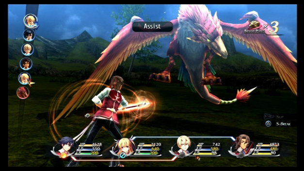 The Legend of Heroes: Trails of Cold Steel Screenshot 4
