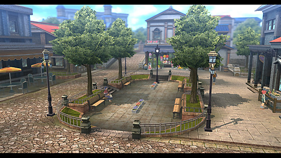 The Legend of Heroes: Trails of Cold Steel - Screenshot INDEX
