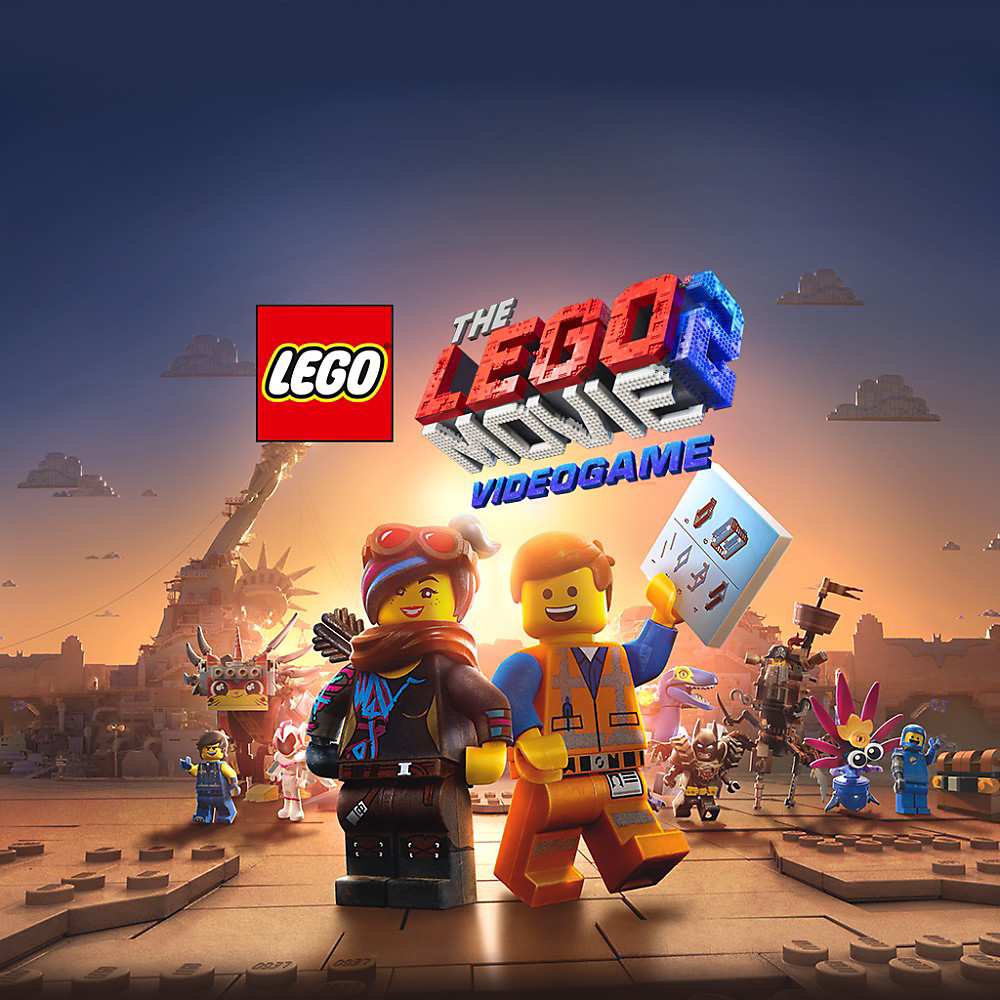 The Lego Movie 2 Videogame Game Ps4 Playstation