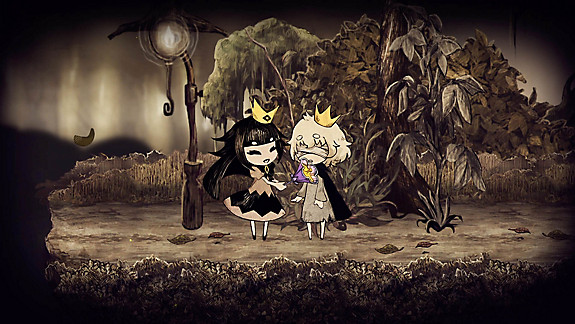 The Liar Princess and the Blind Prince - Screenshot INDEX