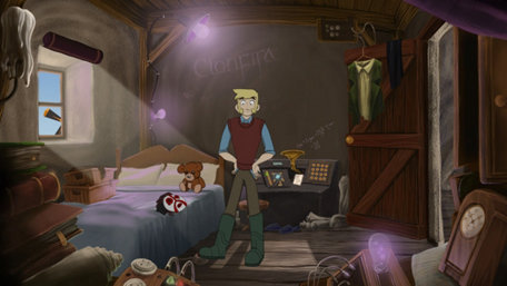 The Little Acre Trailer Screenshot