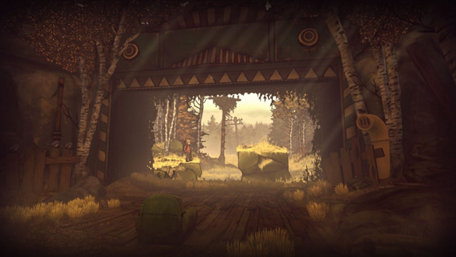 The Lost Bear Trailer Screenshot