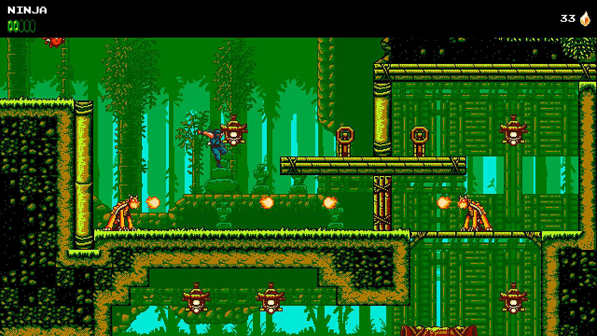The Messenger Gameplay