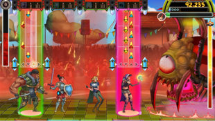 The Metronomicon: Slay the Dance Floor Screenshot 2