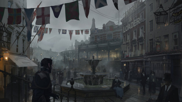 Neo-Victorian London Screenshot 4