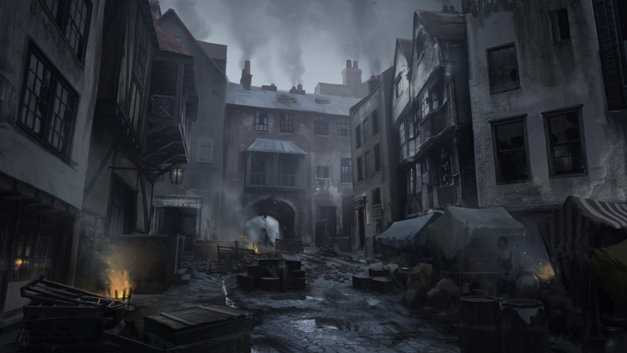 Neo-Victorian London Screenshot 7