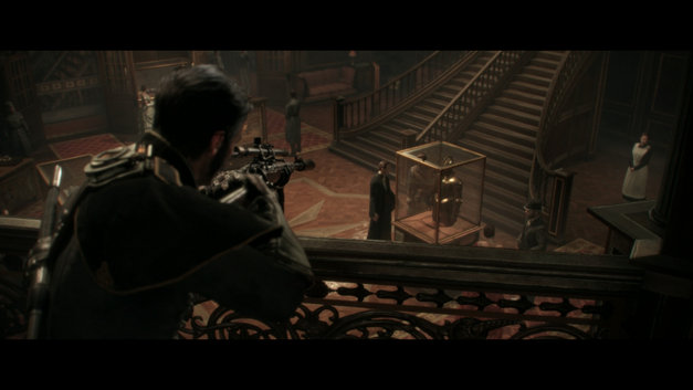 Behind-the-Scenes, Trailers and Screenshots | The Order: 1886 Game | PS4 - PlayStation Screenshot 4