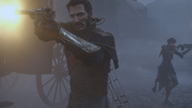 Behind-the-Scenes, Trailers and Screenshots | The Order: 1886 Game | PS4 - PlayStation Screenshot 22