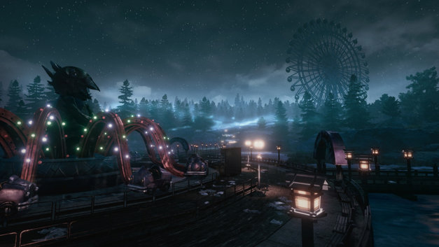 The Park Screenshot 1