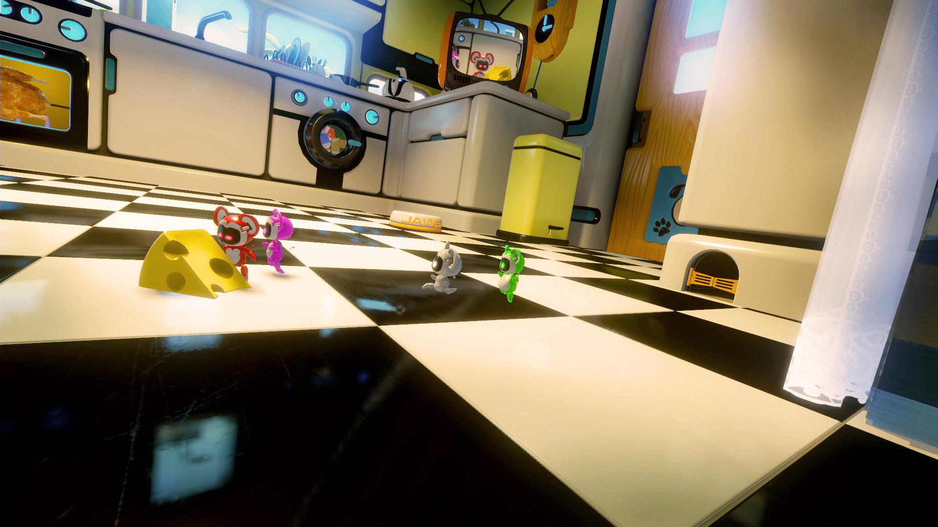 THE PLAYROOM VR Game   PS4 - PlayStation