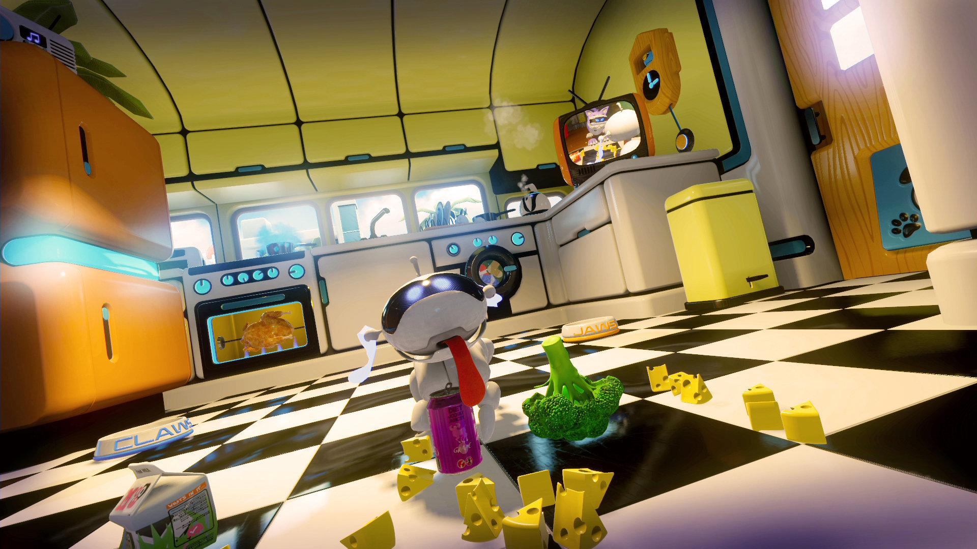THE PLAYROOM VR Game | PS4 - PlayStation